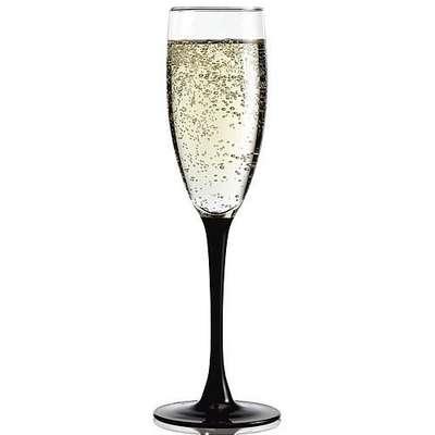 Набор бокалов для шампанского Luminarc ОСЗ Domino 170X6 шт. (H8167/1)