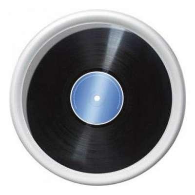 Круглый поднос Rotation Vinyl Emsa (EM512514)