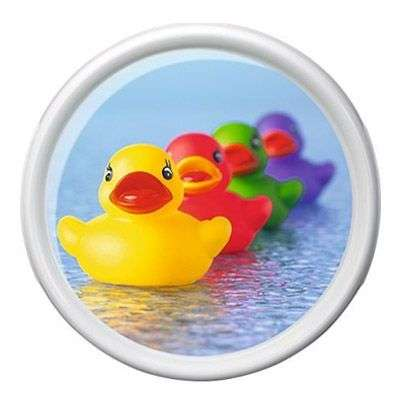 Круглый поднос Rotation Rubber ducks Emsa (EM512513)