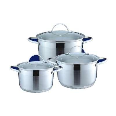 Набор посуды Bohmann 6 пр. (06-388-BH)