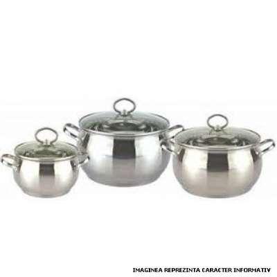 Набор посуды Bohmann 6 пр. (0602-BH)
