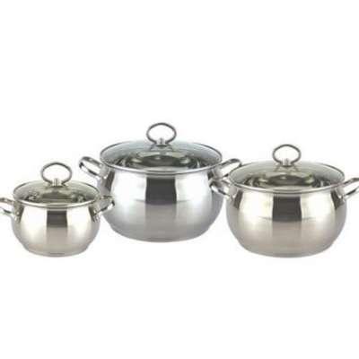 Набор посуды Apple Bohmann 6 пр. (0601-BH)