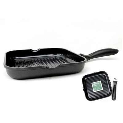 Сковорода гриль Cast Line Cook&co 28 см., 4,5 л. (2801307)