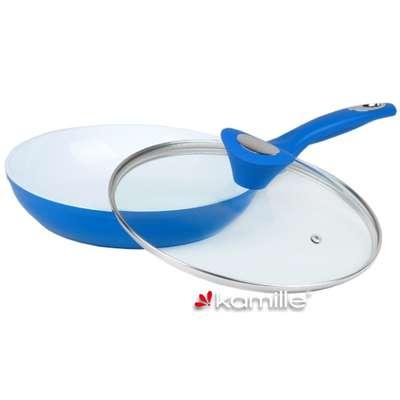 Сковорода Kamille 24 см. (А-4201В)