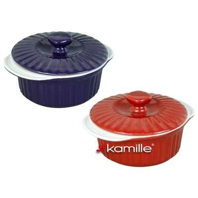 Кастрюля Ecostone Kamille 25х21 см., 1,5 л. (А-6100)