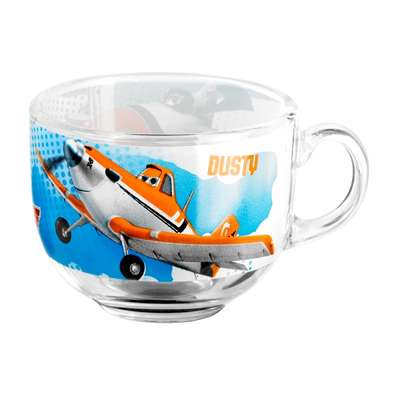 Чашка Luminarc Disney Planes 500 мл. (J0802)
