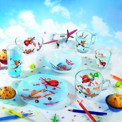 Тарелка десертная Luminarc Disney Planes 200 мм. (J0794) 57752