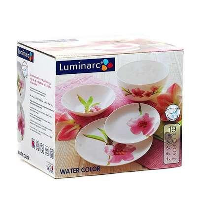 Сервиз Luminarc Water Color 19 предметов (E4905) 57007