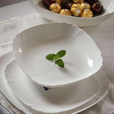 Тарелка суповая Luminarc Lotusia 220 мм. (H1503) 58412