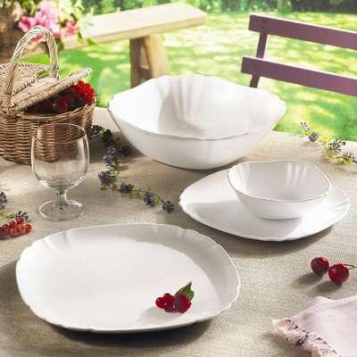 Тарелка десертная Luminarc Lotusia 230 мм. (H1505) 58442