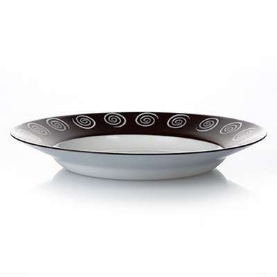 Тарелка суповая Luminarc Sirocco Brown 220 мм. (H4886) 58290