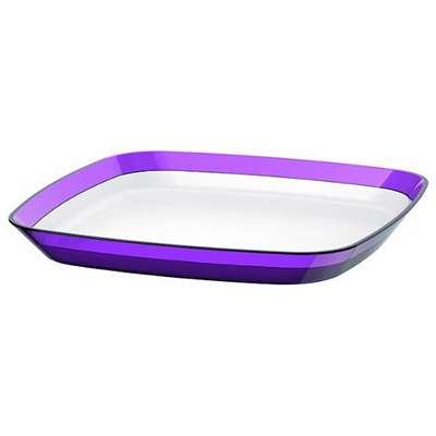 Квадратная тарелка Venice Emsa 24 х 24 см. (EM512925)