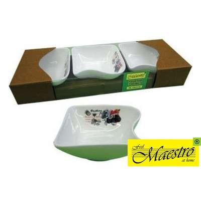 Набор из трех пиалок Maestro (MR-10025-50) 59044