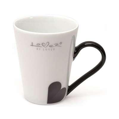 Кофейная чашка белая Lover by Lover BergHOFF (3800003)