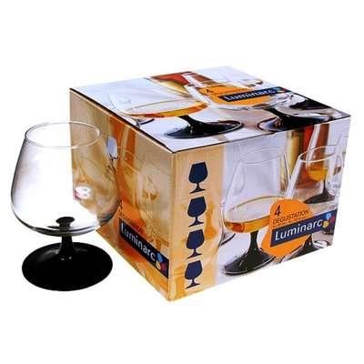 Набор бокалов  для коньяка Luminarc ОСЗ Domino 410 мл. (J3030/1) 60166