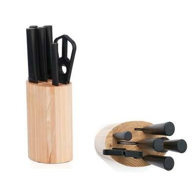 Набор ножей в колоде Eclipse BergHOFF 7 предметов (3700210)