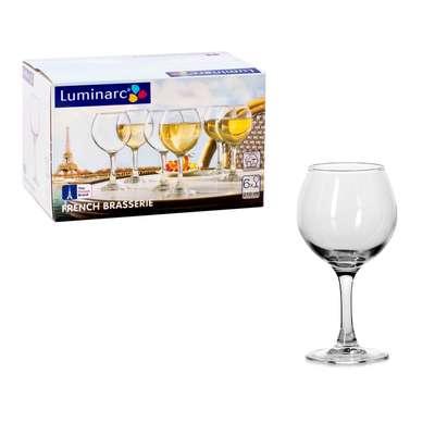 Набор бокалов  для вина Luminarc ОСЗ French Brasserie 210 мл. (H9451/1)