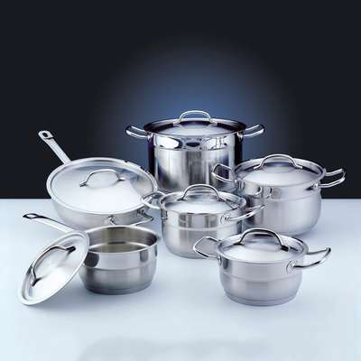 Набор посуды Hotel Line Berghoff 12 пр (1112138) 61618