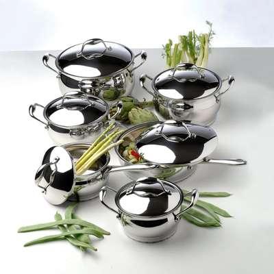Набор посуды Zeno BergHOFF 12 пр. (1112275) 61660