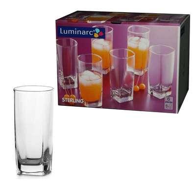 Набор стаканов высоких Luminarc ОСЗ Sterling 330 мл. (H7666/1)