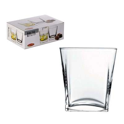 Набор стаканов низких Pasabahce Baltic 310 мл. (41290) 61285