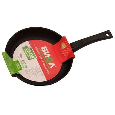 Сковорода Биол без крышки 22 см. (2204П) 61848