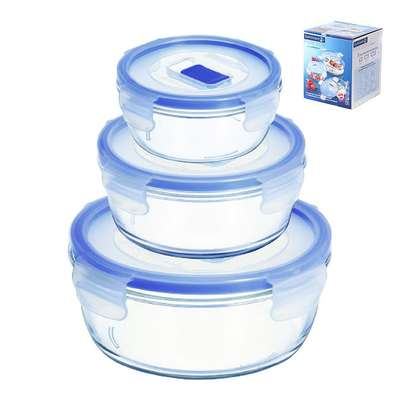 Набор контейнеров с крышкой Luminarc Pure Box Active (H7684)