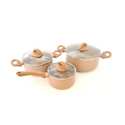 Набор посуды Fissman Latte 6 предметов (AL-4952.6)