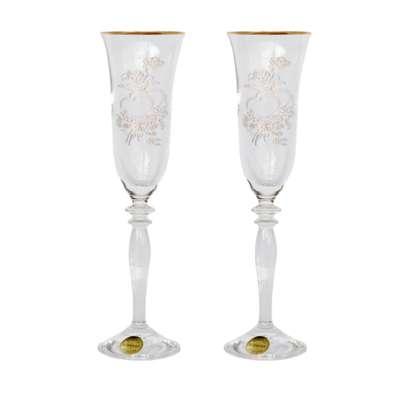 Свадебные бокалы Bohemia (2831)