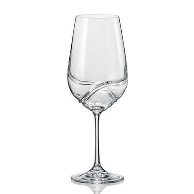 Бокалы для вина Bohemia Turbulence 350 мл. (40774-350)