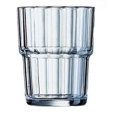 Набор стаканов низких Arcoroc Norvege 200 мл. (60024)