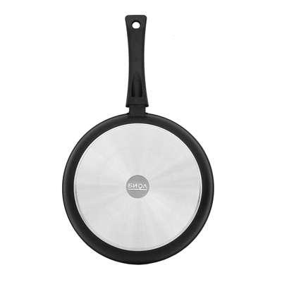 Сковорода без крышки Биол 18 см. (1804П) 63617