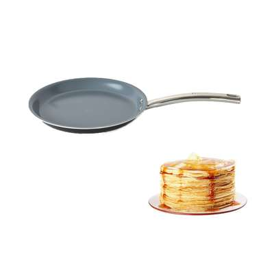 Сковорода для блинов без крышки Earthchef Berghoff 26 см. (3600004)