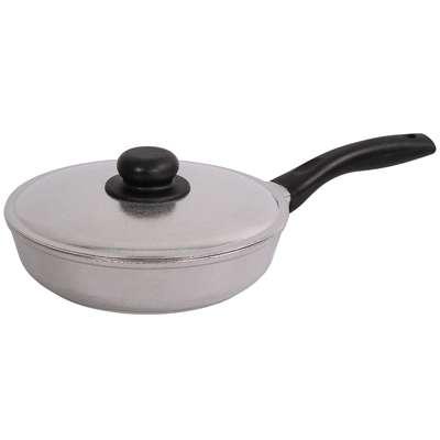 Сковорода с крышкой Биол 22 см. (2207БК)