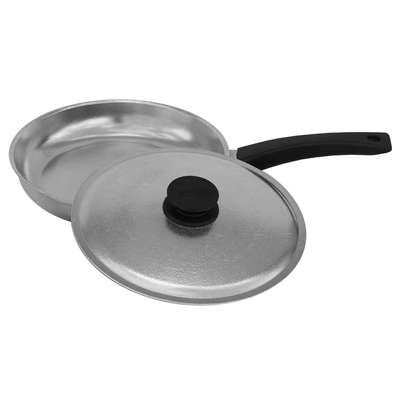 Сковорода с крышкой Биол 24 см. (2404БК) 63669