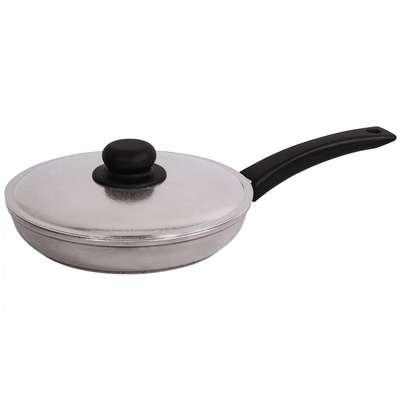 Сковорода с крышкой Биол 24 см. (2404БК)
