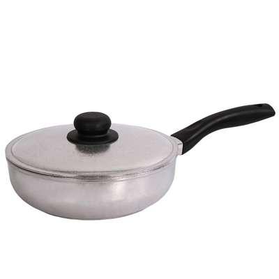 Сковорода с крышкой Биол 22 см. (2209БК)