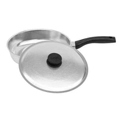 Сковорода с крышкой Биол 22 см. (2207БК) 63632