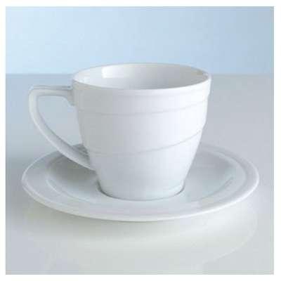 Чашка для завтраков с блюдцем Hotel Line Berghoff 400 мл. (1690209) 64924