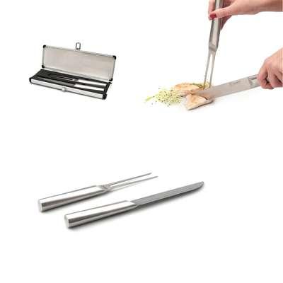 Набор разделочный нож и вилка в кейсе Eclipse BergHOFF (3700241)