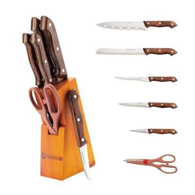 Ножи Maestro 7 предметов (MR-1404)