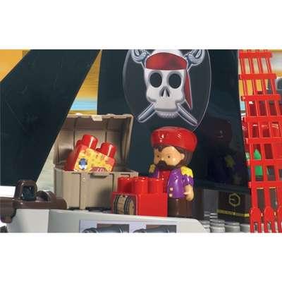 Конструктор Пиратский корабль Ecoiffier (3130) 65540