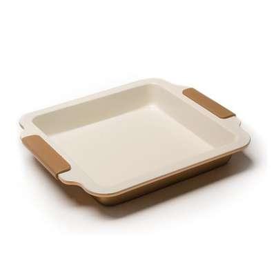 Форма для запекания керамическая квадратная Maestro (MR-1124)