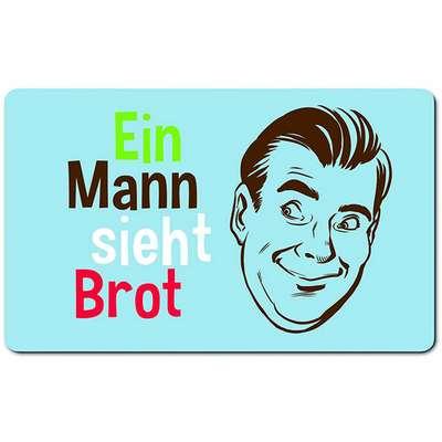 Доска для завтраков Classic Ein Mann sieht Brot Emsa (EM513547)