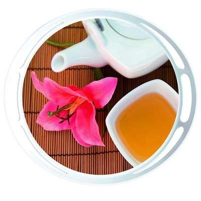 Круглый поднос Classic Tea time Emsa (EM509405) 67423