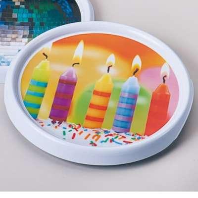 Круглый поднос Rotation Birthday candles Emsa (EM512517) 67422