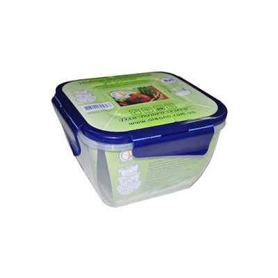 Емкость для хранения продуктов с зажимом Алеана 3 шт. (алн 167050)