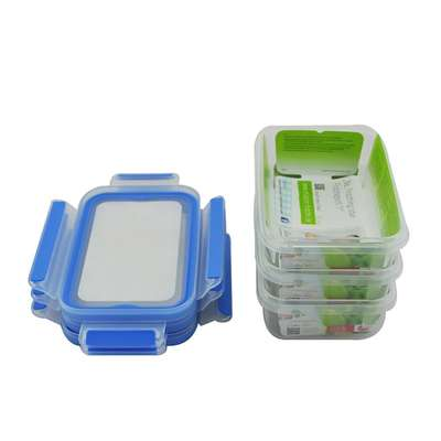 Набор из 3х контейнеров Clip&Close 3D Emsa 0,55 л. (EM508570) 68922