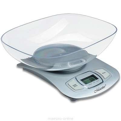 Весы кухонные электронные Maestro (1802-MR)