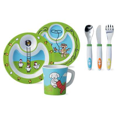 Детский набор Farm Family Emsa 6 предметов (EM509096)